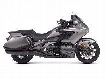 Motorrad Mieten & Roller Mieten HONDA GL 1800 Gold Wing B (Touring)