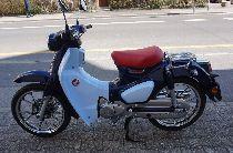 Buy motorbike New vehicle/bike HONDA C 125 A Super Cub (touring)
