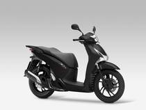 Motorrad Mieten & Roller Mieten HONDA SH 125 AD ABS (Roller)