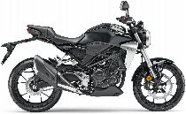 Motorrad Mieten & Roller Mieten HONDA CB 300 R (Naked)