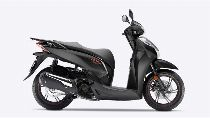 Motorrad Mieten & Roller Mieten HONDA SH 300 i A ABS (Roller)