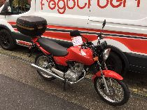 Motorrad kaufen Occasion HONDA CG 125 ES (touring)