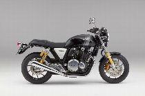 Motorrad Mieten & Roller Mieten HONDA CB 1100 RS (Retro)