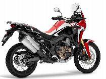 Motorrad Mieten & Roller Mieten HONDA CRF 1000 A Africa Twin ABS (Enduro)