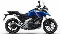 Motorrad kaufen Neufahrzeug HONDA NC 750 XD (enduro)