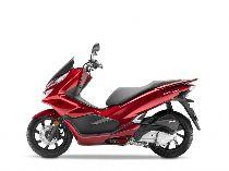 Motorrad kaufen Occasion HONDA PCX WW 125 A (roller)