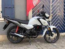 Motorrad kaufen Vorführmodell HONDA CB 125 F (touring)