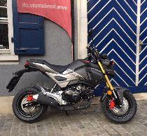 Motorrad kaufen Vorführmodell HONDA MSX 125 (naked)