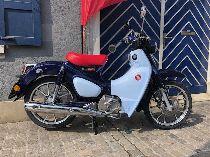 Motorrad kaufen Vorführmodell HONDA C 125 A Super Cub (touring)
