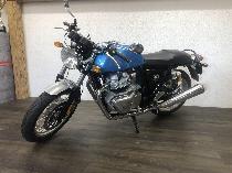 Motorrad kaufen Neufahrzeug ENFIELD Continental GT 650 Ventura Blue (naked)