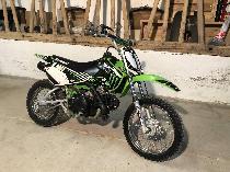 Töff kaufen KAWASAKI KLX 110 Kindercross Motocross