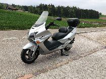 Motorrad kaufen Occasion HONDA NSS 250 Jazz (roller)
