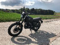 Töff kaufen BRIXTON BX 125 X Scrambler Retro