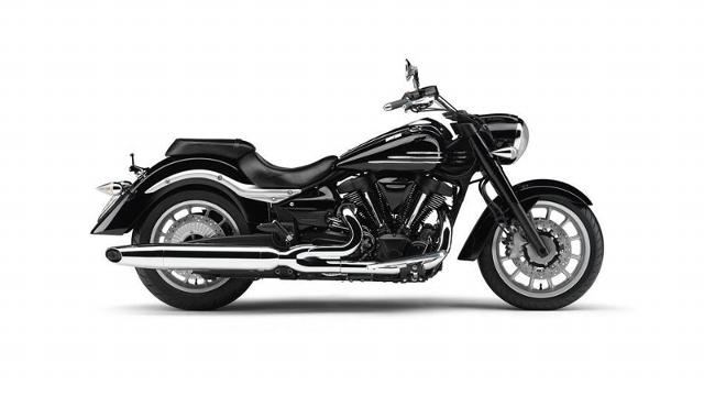 Motorrad kaufen YAMAHA XV 1900 Midnight Star Neufahrzeug