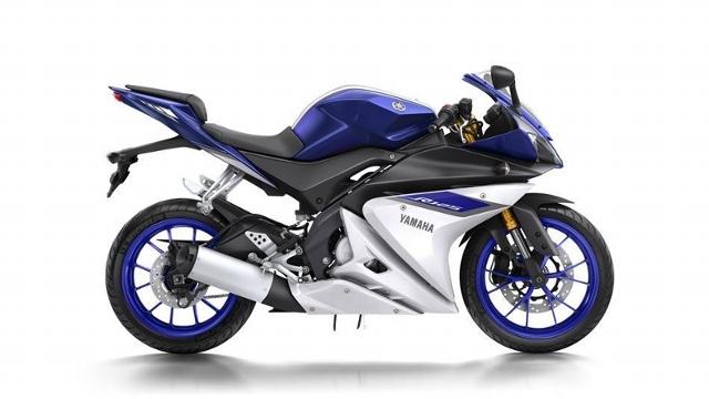 Motorrad kaufen YAMAHA YZF-R125 A ABS PROMOTION Neufahrzeug