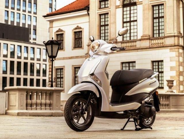 Motorrad kaufen YAMAHA Delight 125 Neufahrzeug