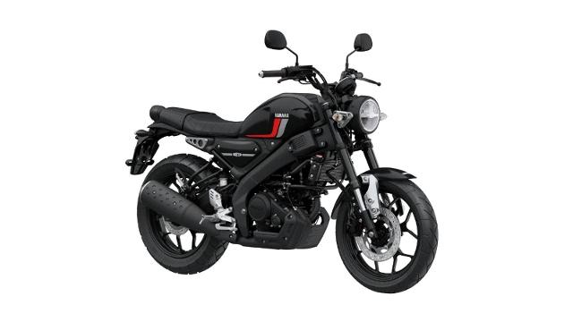 Motorrad kaufen YAMAHA XSR 125 Neufahrzeug