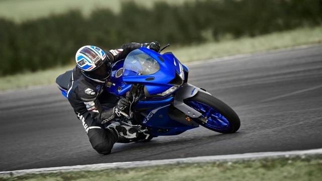 Motorrad kaufen YAMAHA R125 Neufahrzeug