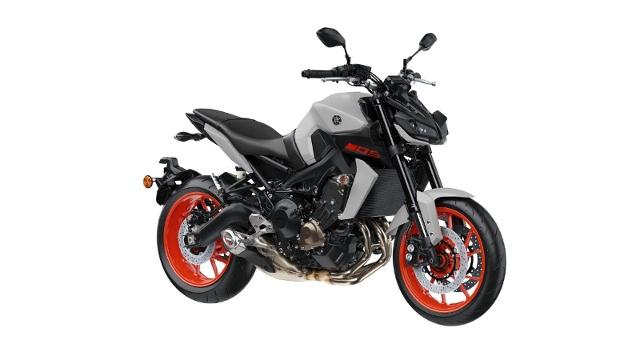 Motorrad kaufen YAMAHA MT 09 A ABS Vorjahresmodell