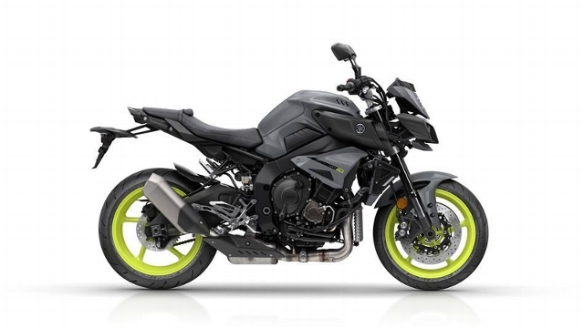 Motorrad kaufen YAMAHA MT 10 ABS 2017 Neufahrzeug