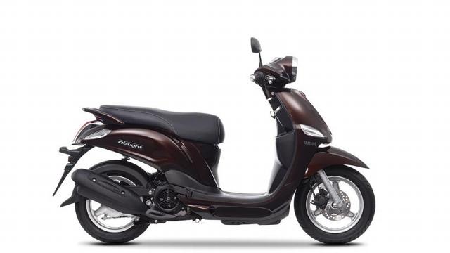 Motorrad kaufen YAMAHA XC 115 S D´elight Neufahrzeug