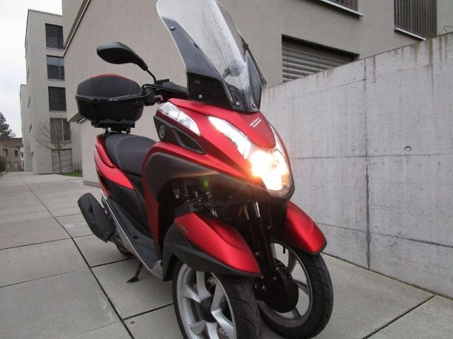 Motorrad kaufen YAMAHA Tricity 125 A ABS Occasion