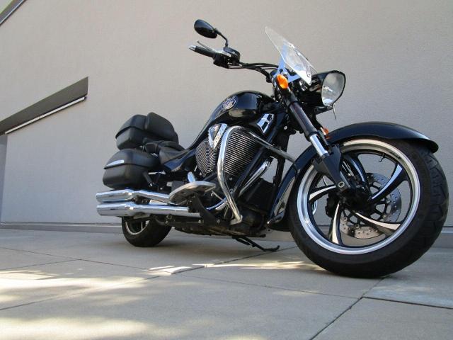 Motorrad kaufen VICTORY Kingpin Occasion