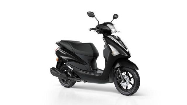 Motorrad kaufen YAMAHA Delight 125 Occasion