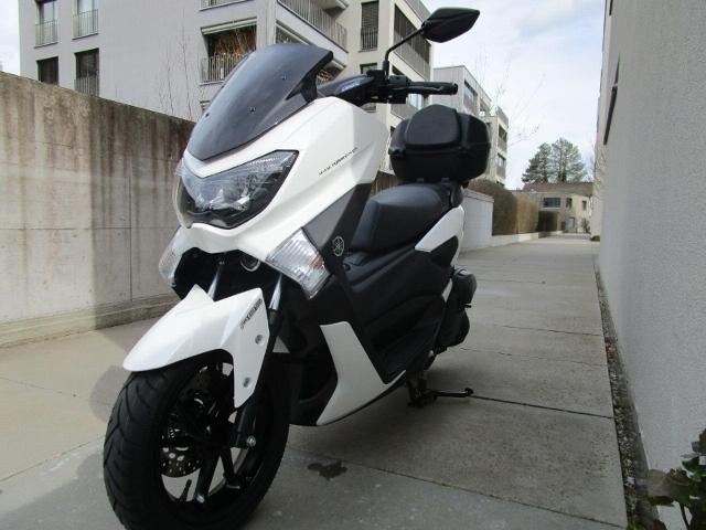 Motorrad kaufen YAMAHA NMax 125 Occasion