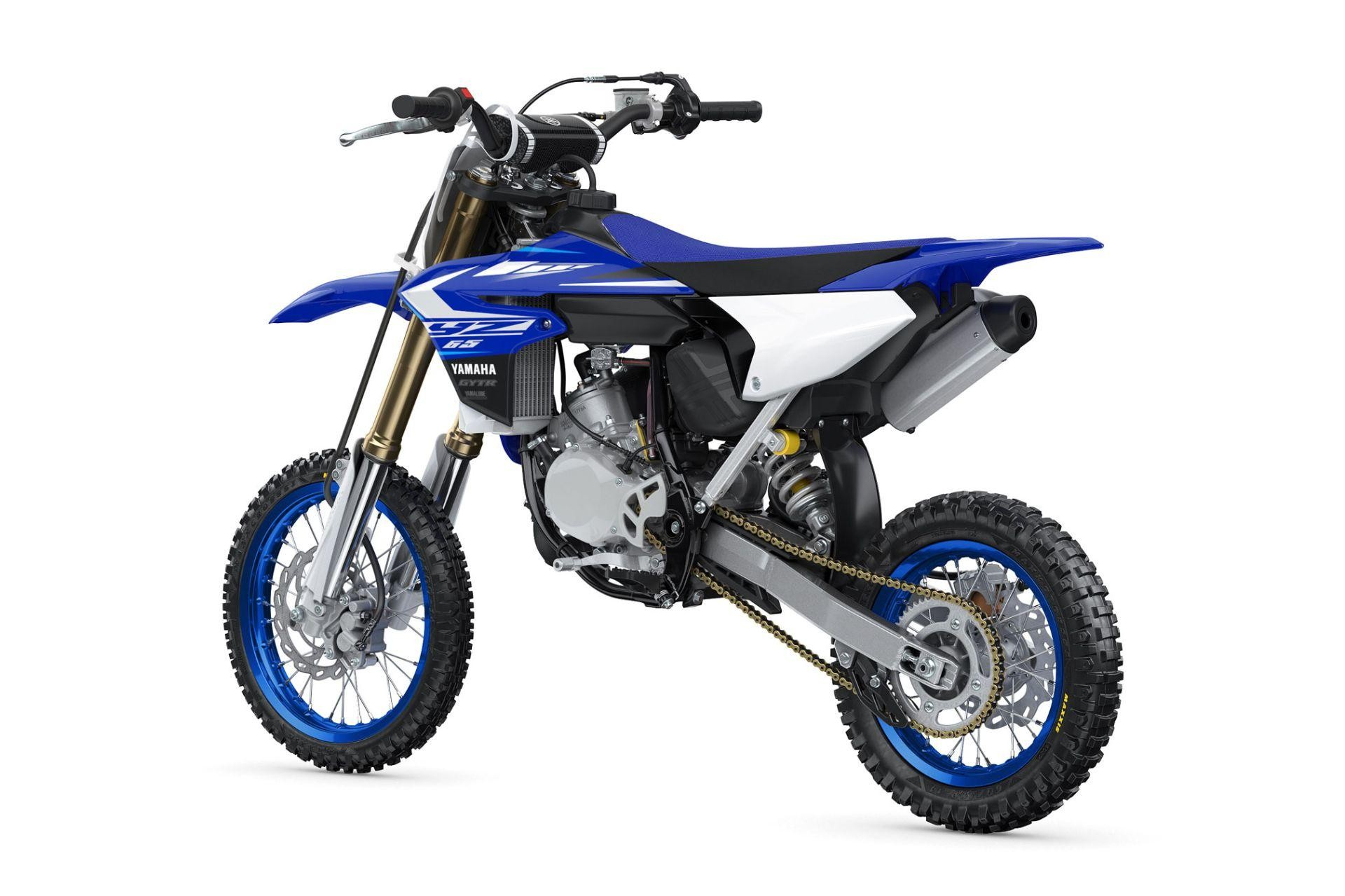 Moto YAMAHA YZ 65 (CROSS) déstockée