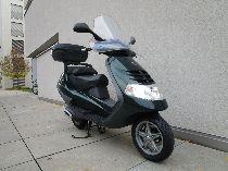 Motorrad kaufen Occasion PIAGGIO Hexagon 125 LX2 (roller)