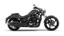 Motorrad kaufen Neufahrzeug YAMAHA XVS 1300 CU Custom (custom)