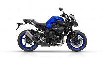 Motorrad kaufen Neufahrzeug YAMAHA MT 10 ABS (naked)