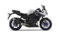 Motorrad kaufen Neufahrzeug YAMAHA FZ 8 Fazer SA ABS (touring)