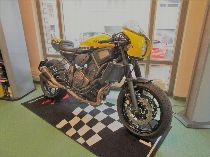 Motorrad kaufen Occasion YAMAHA XSR 700 ABS 35kW (retro)