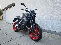 Motorrad kaufen Occasion YAMAHA MT 09 (naked)