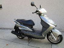 Motorrad Mieten & Roller Mieten YAMAHA XC 125 X Cygnus (Roller)