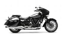 Motorrad kaufen Neufahrzeug YAMAHA XV 1900 Midnight Star (custom)