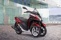 Motorrad Mieten & Roller Mieten YAMAHA Tricity 125 (Roller)
