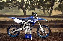Motorrad kaufen Occasion YAMAHA YZ 250 F (motocross)