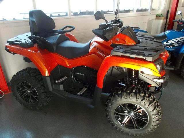 Motorrad kaufen CF MOTO CForce 850 (XC) 4x4 Anhängerkupplung Seilwinde Neufahrzeug