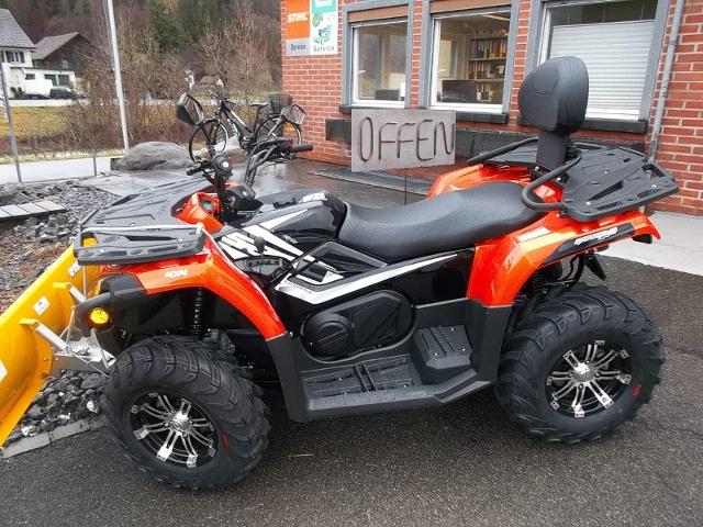Motorrad kaufen CF MOTO CForce 520L Neufahrzeug