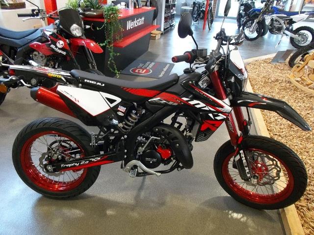 Acheter une moto RIEJU MRT 50 Trophy 75km/h neuve