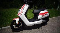 Motorrad Mieten & Roller Mieten NIU NGTs (Roller)
