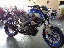 Motorrad kaufen Neufahrzeug YAMAHA MT 125 A (naked)