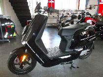 Motorrad Mieten & Roller Mieten NIU NS1 (Roller)