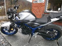 Acheter une moto Occasions YAMAHA MT 03 A ABS (naked)