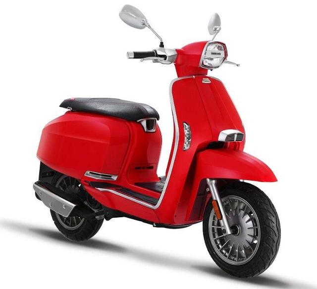 Motorrad kaufen LAMBRETTA V125 Special Flex Neufahrzeug