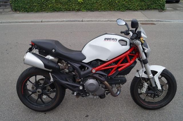 motorrad occasion kaufen ducati 796 monster abs scherrer motos ag steckborn. Black Bedroom Furniture Sets. Home Design Ideas