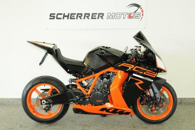 Motorrad kaufen KTM 1190 RC8 R Superbike Occasion